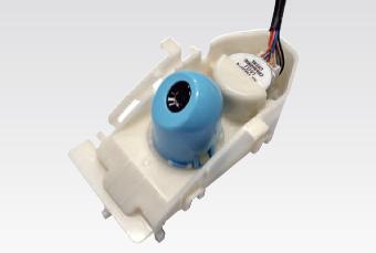 感应器驱动机构